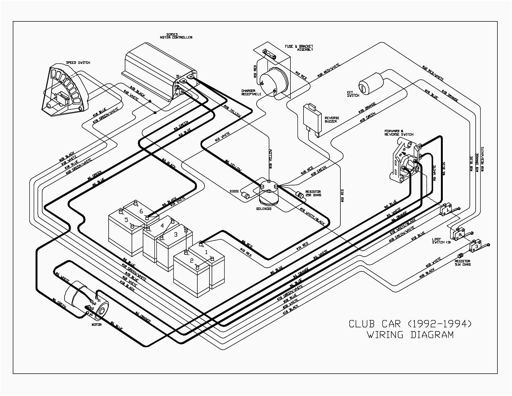Club car ds parts diagram ingersoll rand club car wiring diagram in luxury parts 43 inside