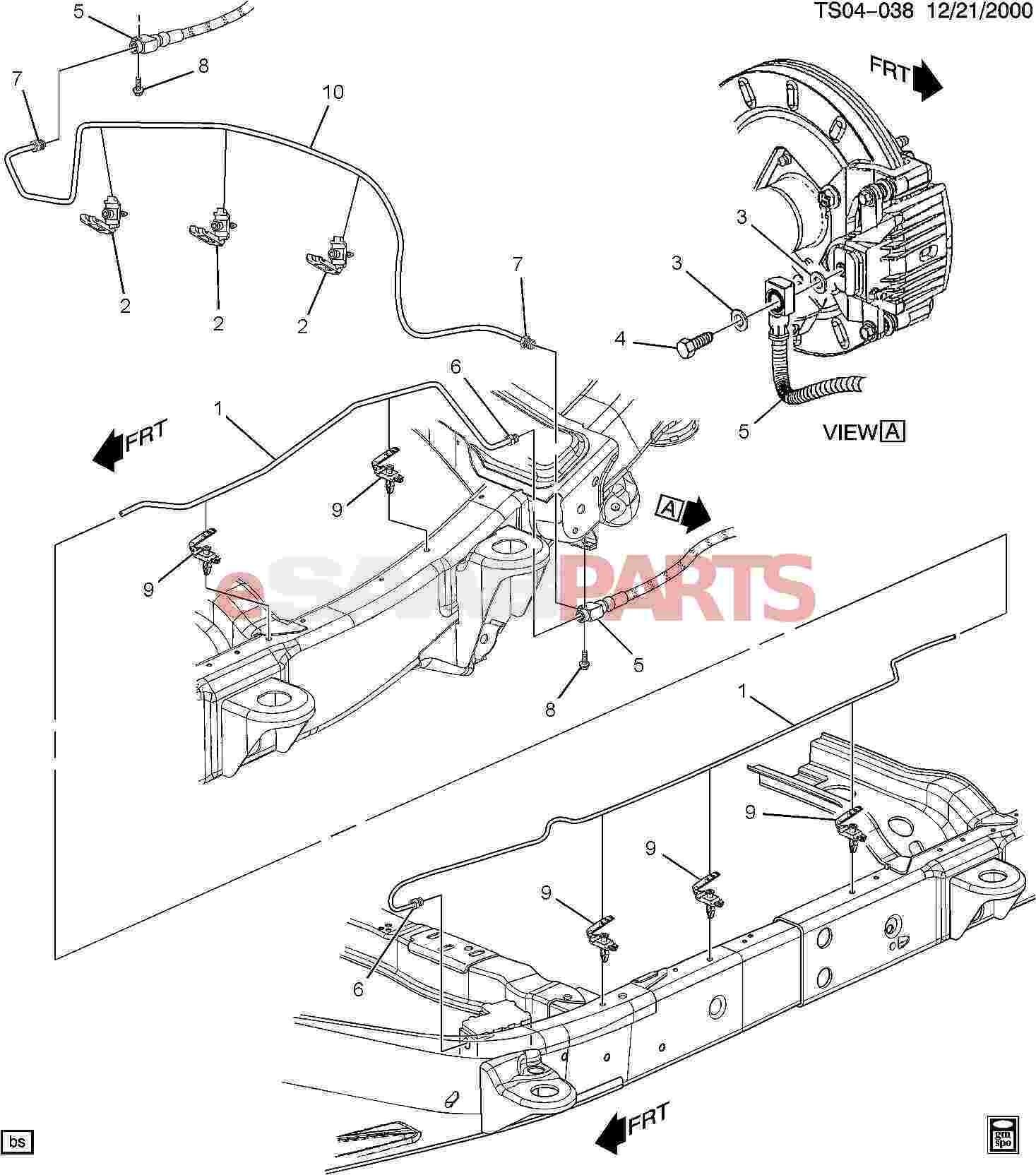 Brake line diagram 2003 gmc envoy parts collection of wiring diagram u2022 rh wiringbase today 2004