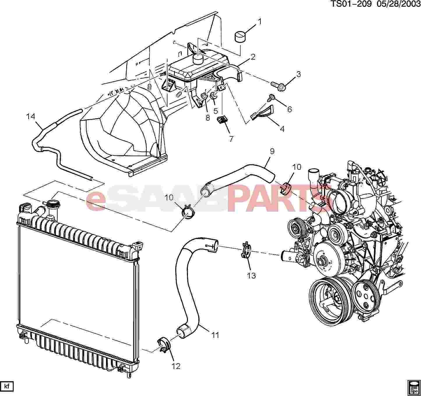 Fuse Box Diagram For Saab 9 7x 2003 5