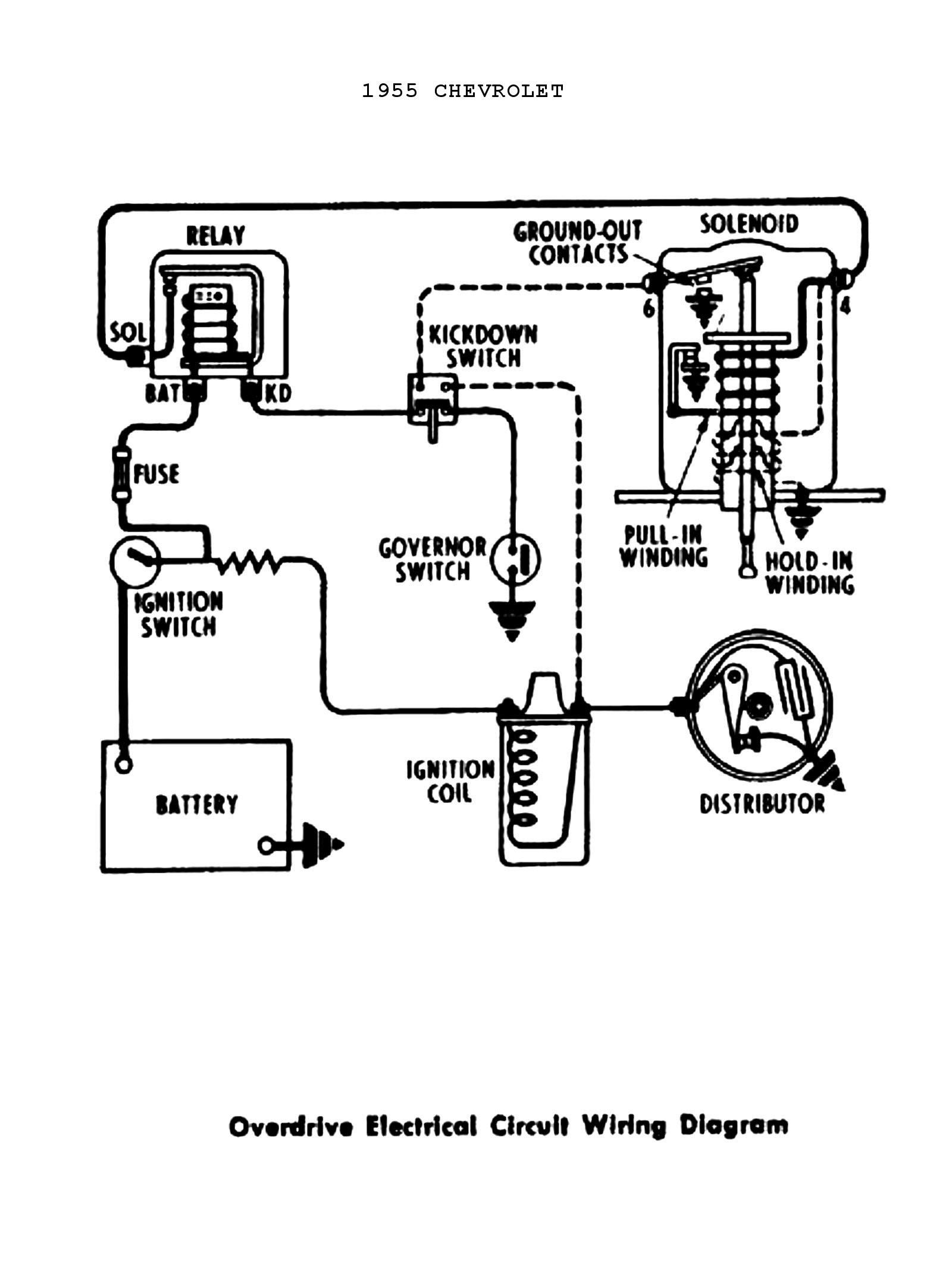 Car electrical system diagram chevy wiring diagrams my wiring diagram