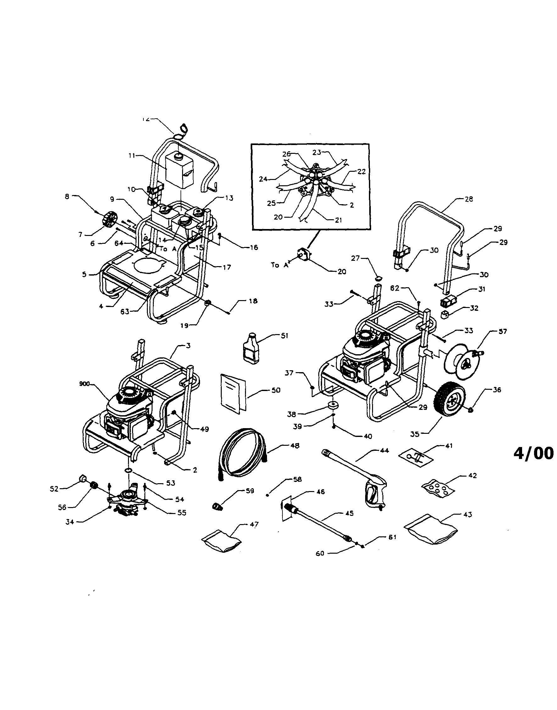 Honda gcv160 engine parts diagram honda gc160 parts diagram craftsman model power washer gas genuine of
