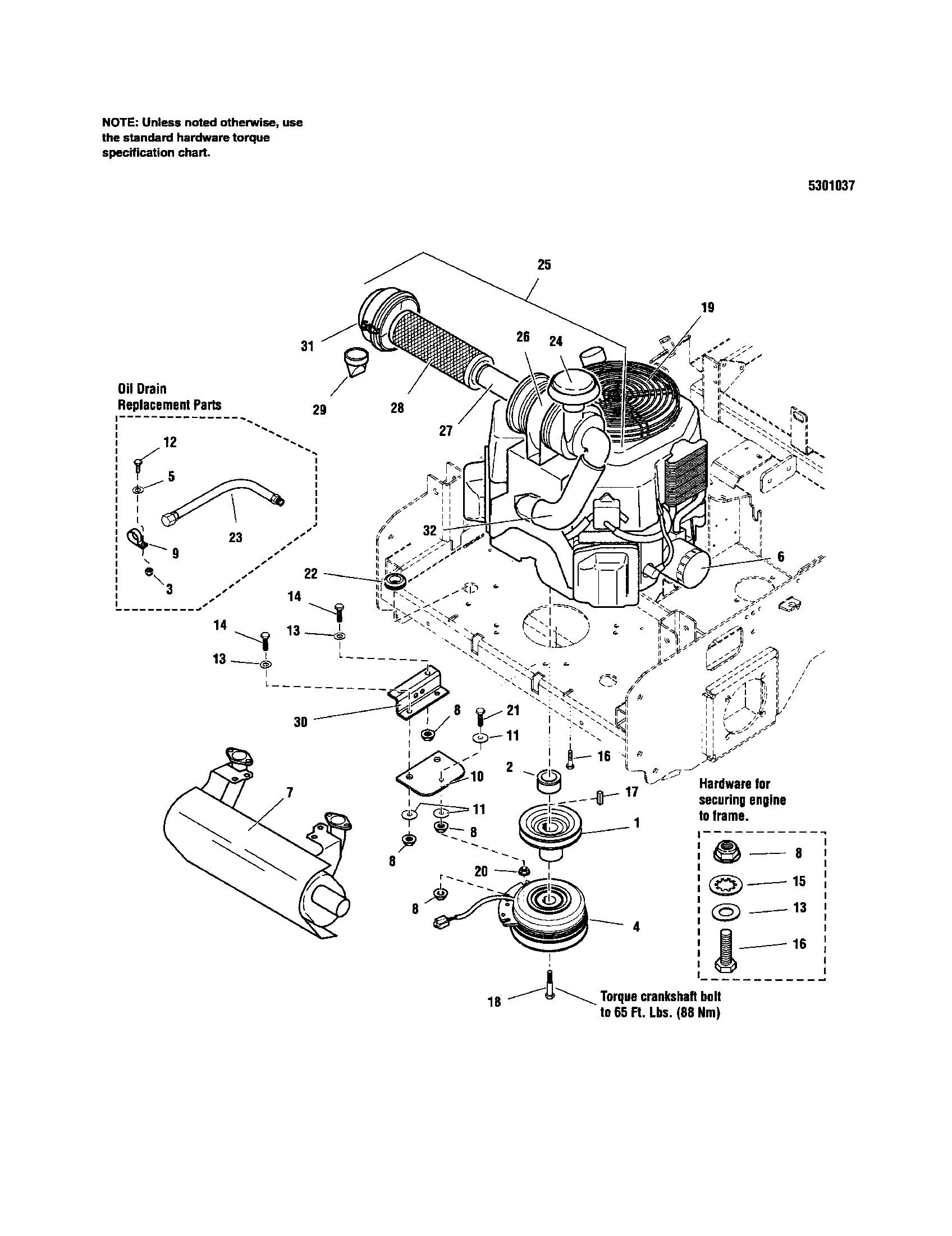 20 hp kohler engine diagram diagram chart gallery