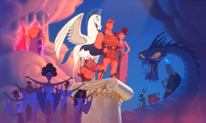 Hercules vs. Heracles – Disneyfied, or Disney tried?