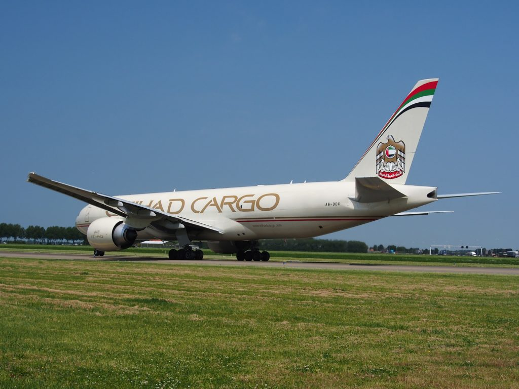 Air China Cargo 777 Freight