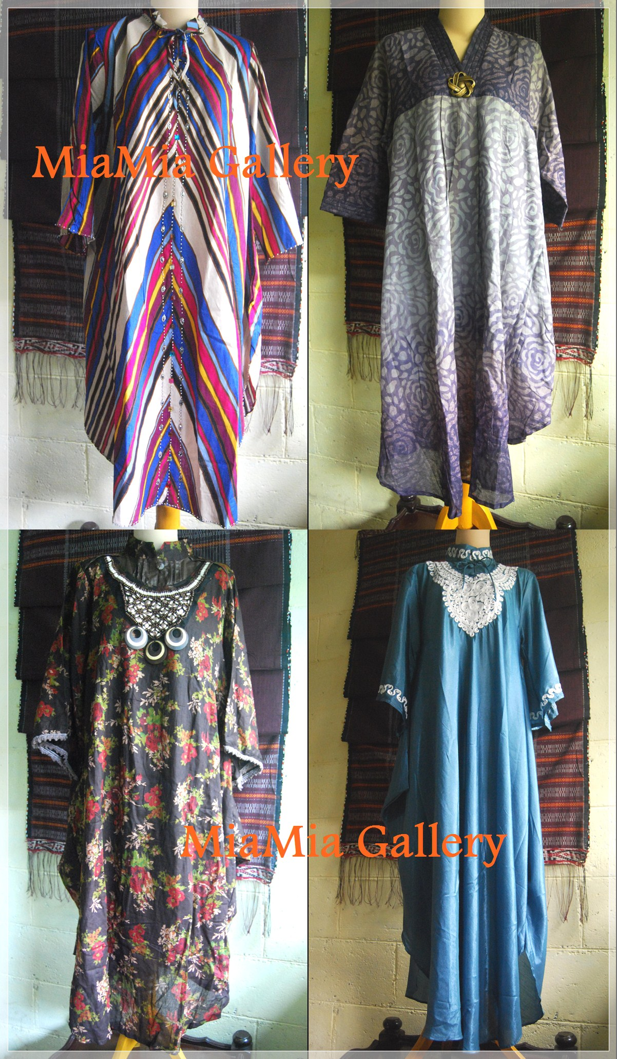 Mari Belanja Gamis Cantik Here There And Everywhere