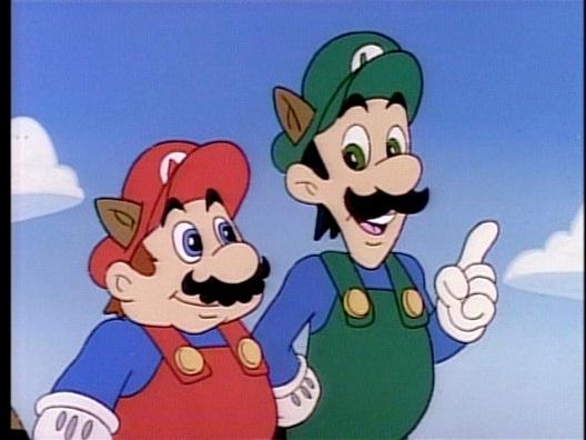 Super Mario Brothers Show