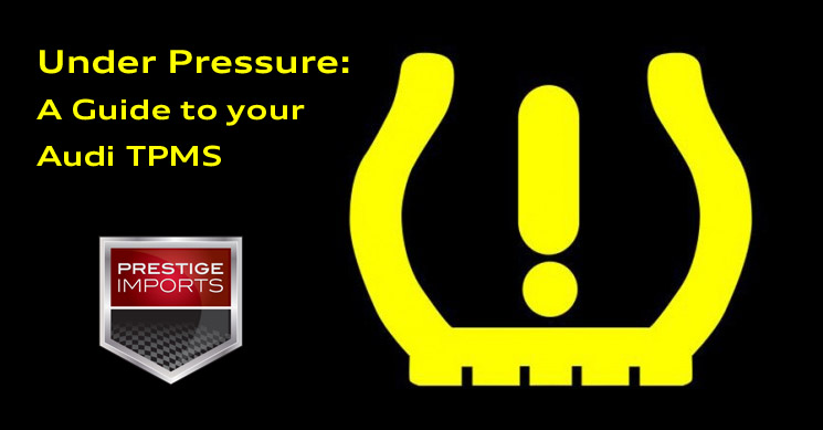 Audi Pressure Monitoring Tire System