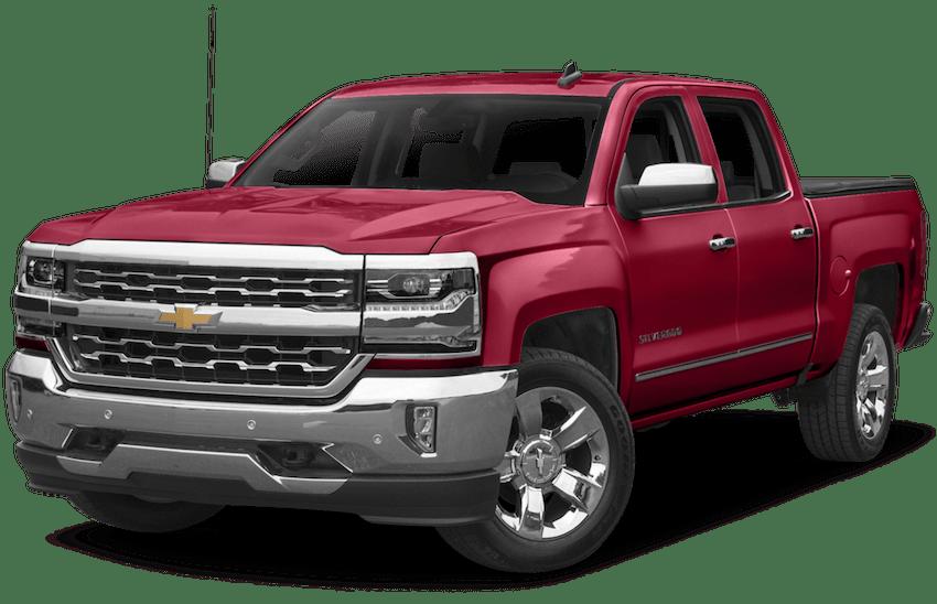 Chevrorolet Trucks 2017