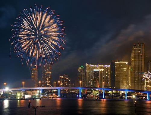 Free South Florida New Years Eve Events