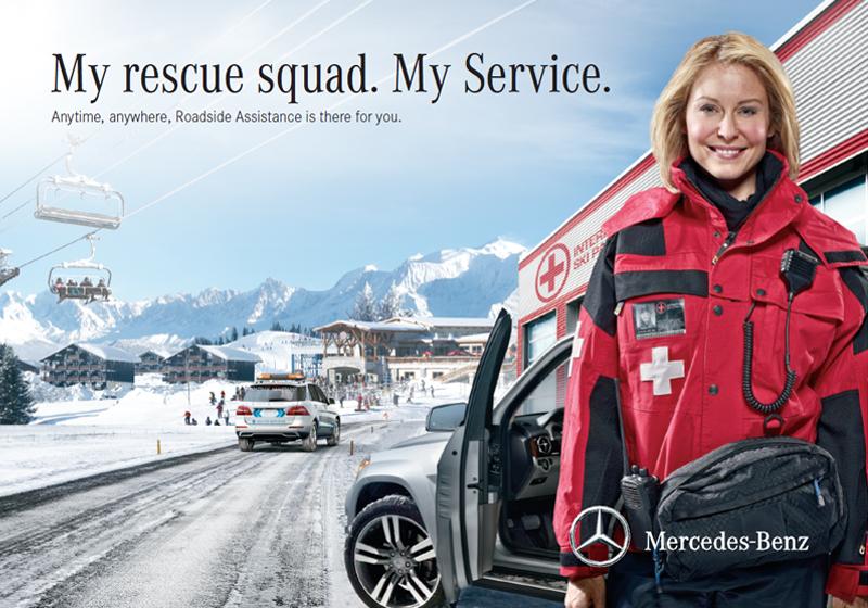 Mercedes Benz Road Service Phone Number