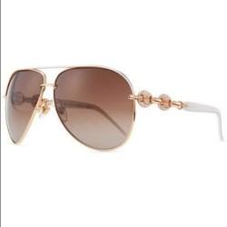 0b15a02501 Gucci Accessories Crystaltemple Aviator Sunglass Frames Poshmark
