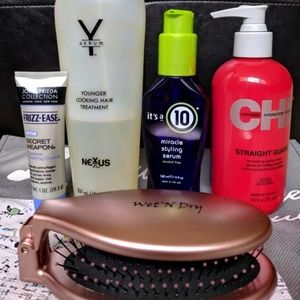 Holy Grail Hair Products Bundle 2 Sleek Smooth   Poshmark CHI Makeup   Holy Grail Hair Products Bundle 2   Sleek   Smooth