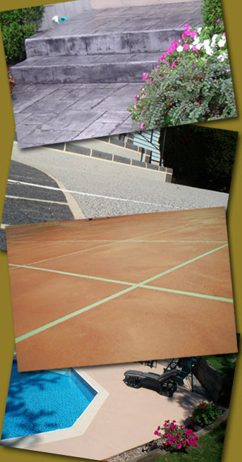 Concrete Overlays And Resurfacing Serving Customers In