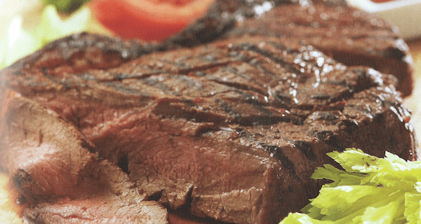 Bloody-Mary-Marinated London Broil