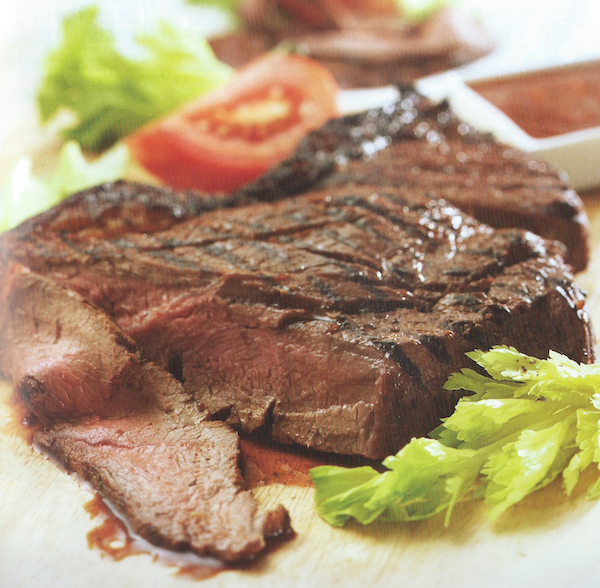Bloody-Mary-Marinated London Broil - Diane Israel Chicago ...