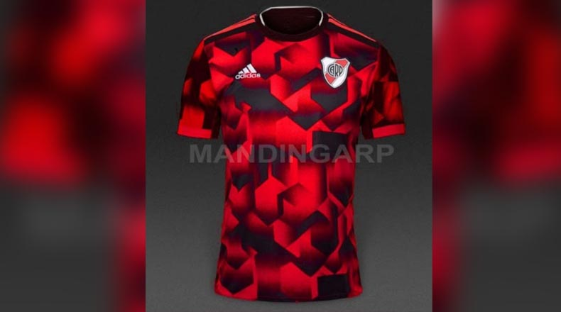 9d774d0c9e8ce La nueva camiseta alternativa de River genera controversias