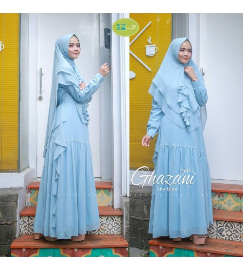Image Result For Model Gamis Terbaru  Polos