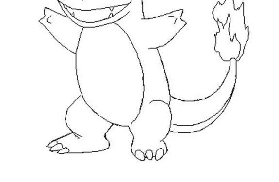 Para De Fuego Fotos Pokemon De Dibujar