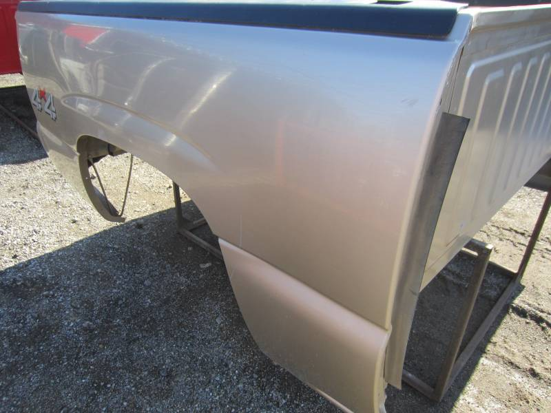 Used 04 05 06 Chevy Silverado Pewter 5 8 1500 Crew Cab