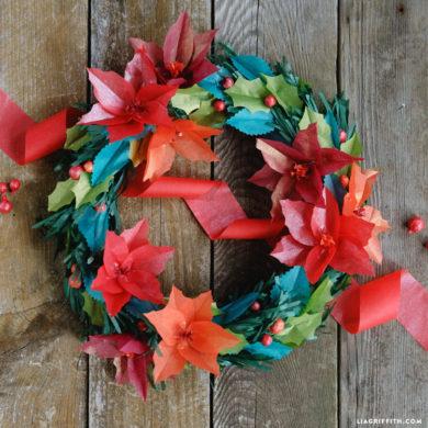 wreath template pdf # 26