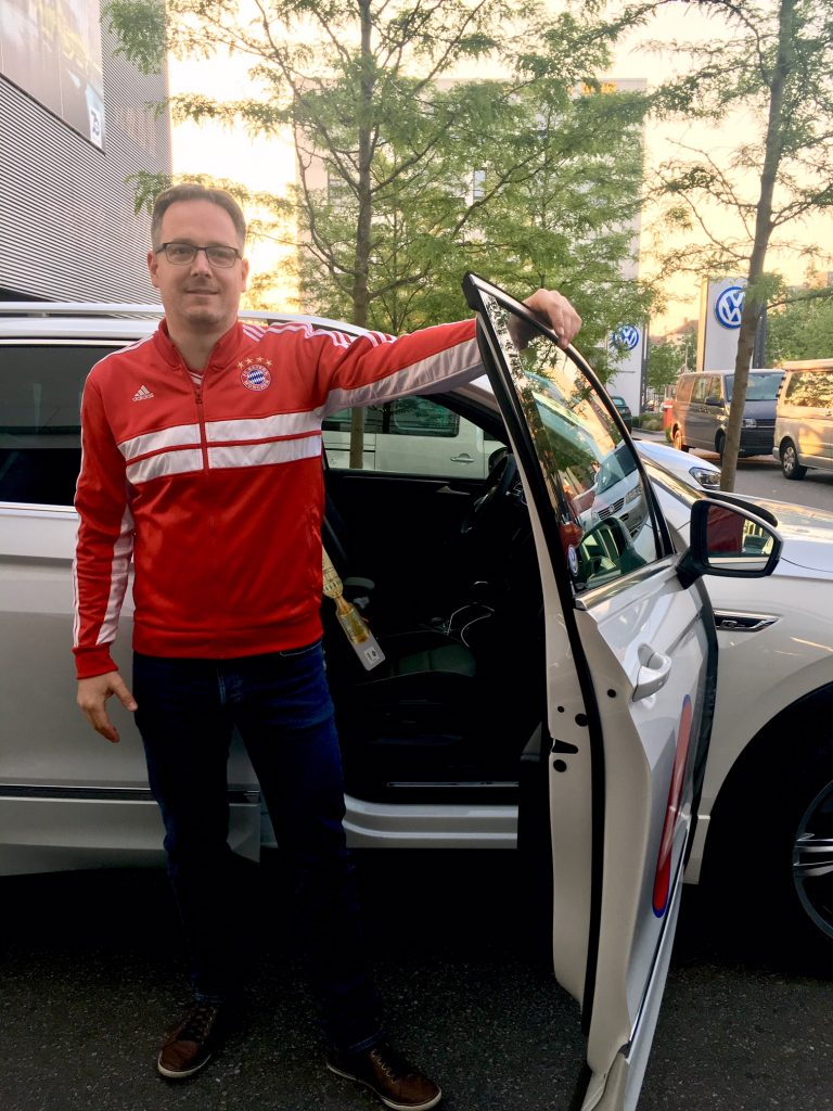 Kommentar: Die Volkswagen Alptraum Fan-Flotte nach Berlin