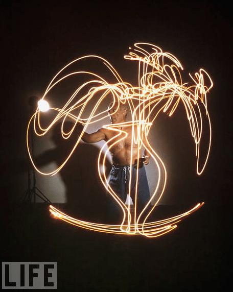 Settings Light Painting Canon