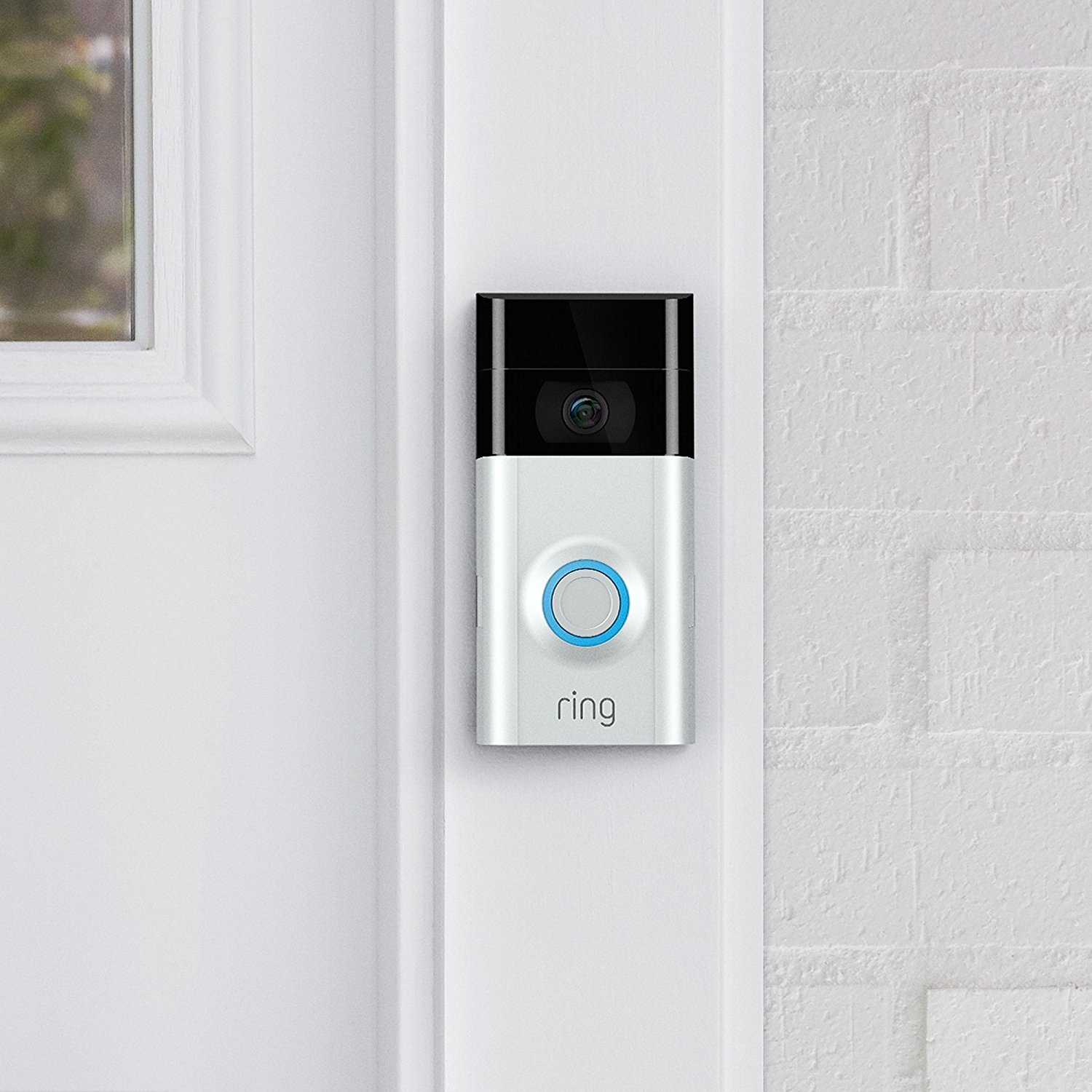 Wireless Doorbell 2 Bells