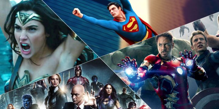 What is your favourite superhero movie of all time  Superhero movies