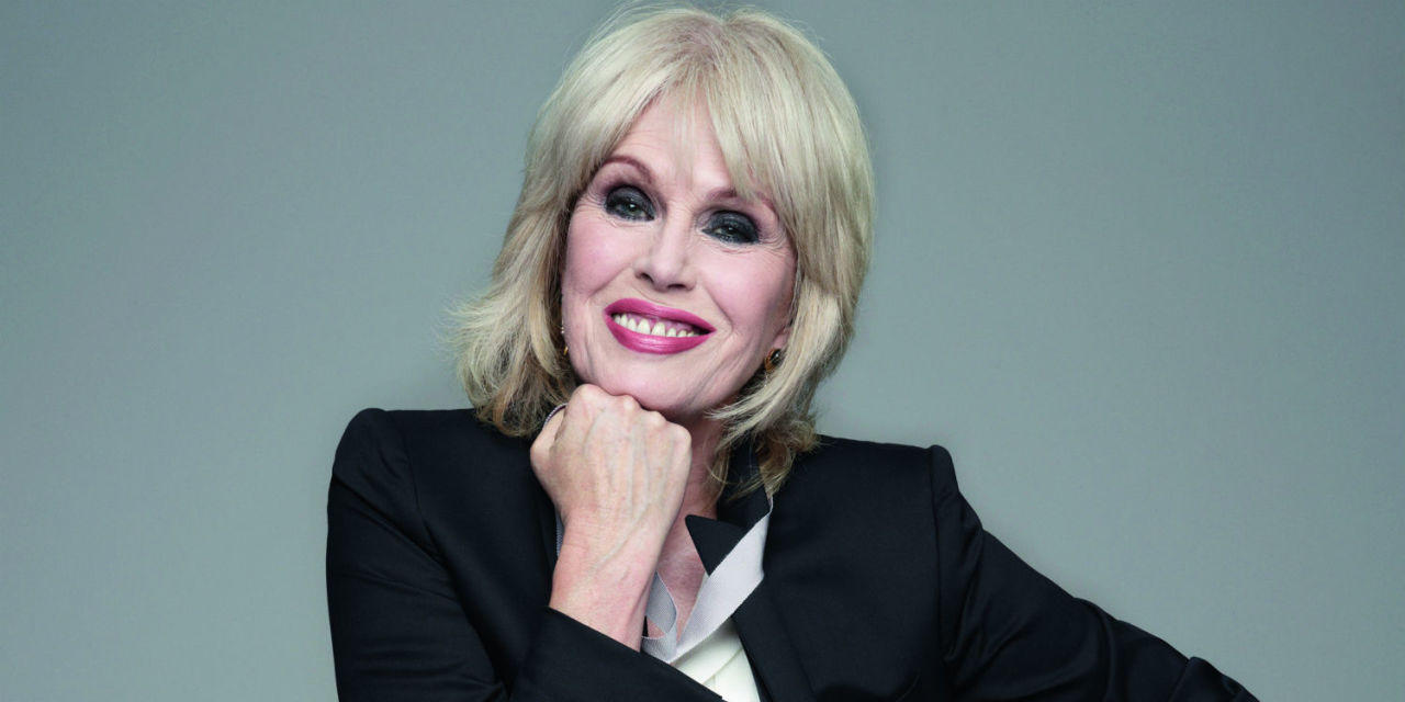 Joanna Lumley announces her first ever tour