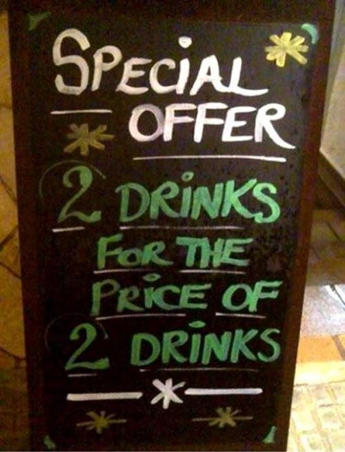 40 Funny And Creative Bar Signs That Ll Make You Step In