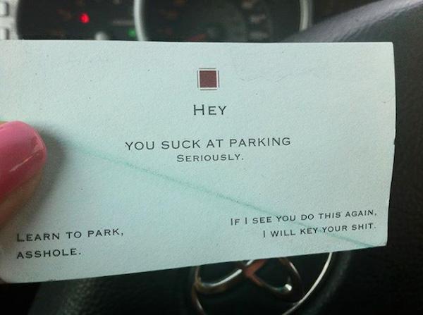 Do Parallel How Park You