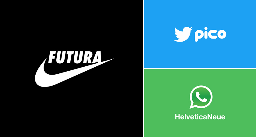 Graphic Designer Substitutes Wordmarks In Famous Logos