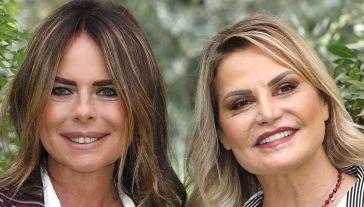 Citofonare Rai2, Simona Ventura e Paola Perego in accappatoio: dove e quando vederle