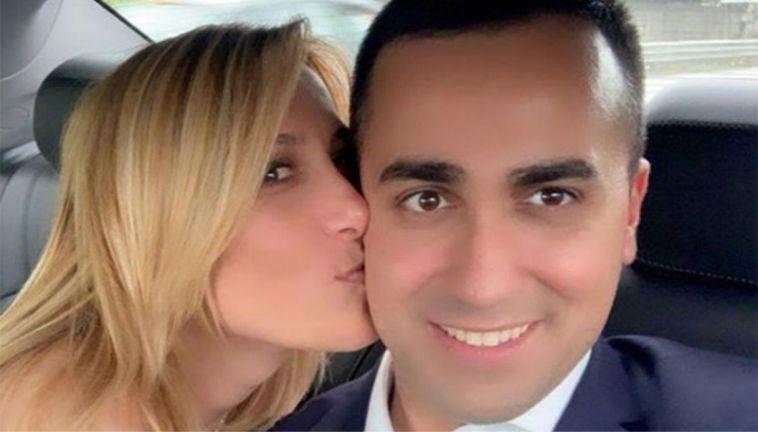 """Virginia Saba, l'amore splendido con Luigi Di Maio: """"Un colpo di fulmine"""""""