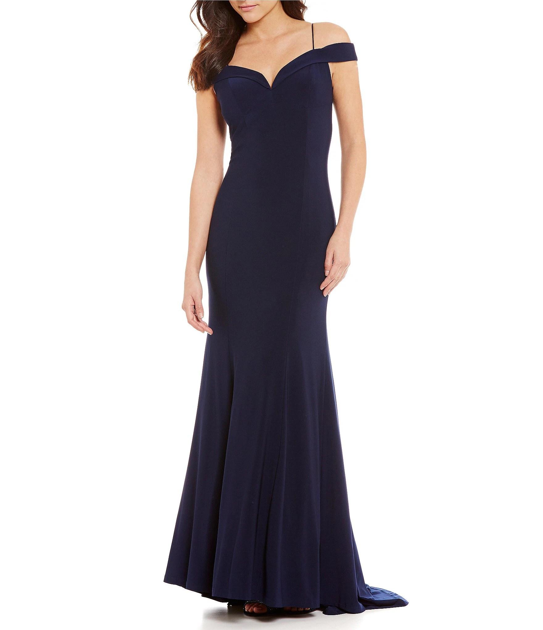 Dillards Dresses Juniors Long