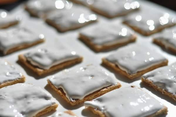 Girl Scout S Mores Cookies Recipe Dining With Alice