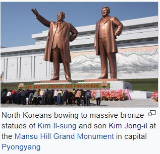 North-Korea-statues-of-leaders