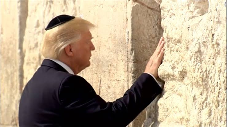 President-Trump-at-Western-Wall