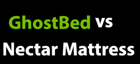Nectar Mattress vs Ghostbed
