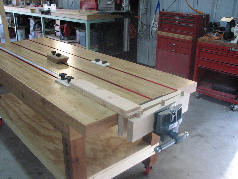Show Off Your Diy Workbench Tool Talk Toolguyd