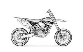 Immagini Di Moto Da Cross Da Colorare Disegni Di Natale 2019