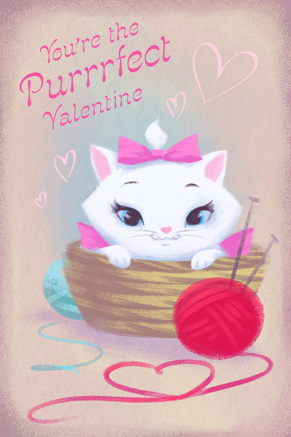 More Disney Valentine's Day Cards from Disney Style ...