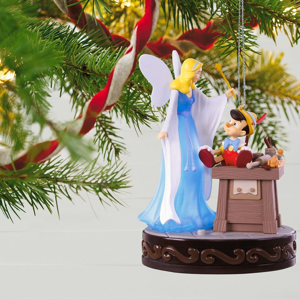 Nightmare Before Christmas Theme Ornaments