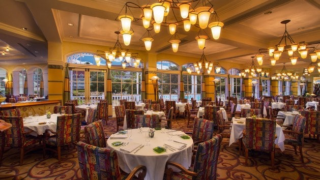 Restaurants Inside Disney World