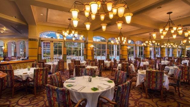 The Best Signature Restaurants At Walt Disney World
