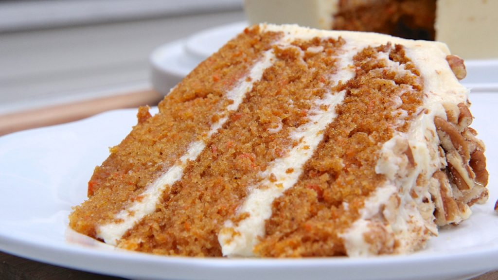 Grandma Barb S Easy Carrot Cake Divas Can Cook