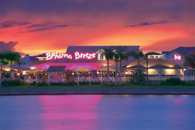 Happy Hour at Bahama Breeze - Dive In Tampa Bay