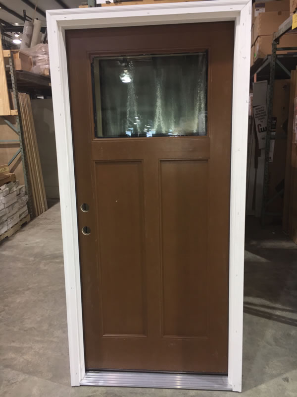 Exterior Door Glass Panel Dixie Salvage - Kitchen Cabinets Doors For Sale