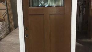 Exterior Door Glass Panel Dixie Salvage