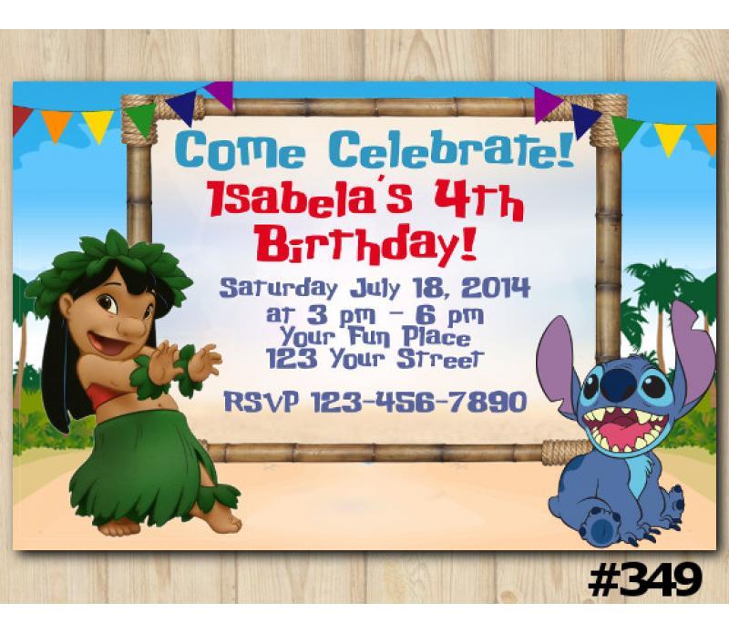 Birthday Invitations Hobby Lobby